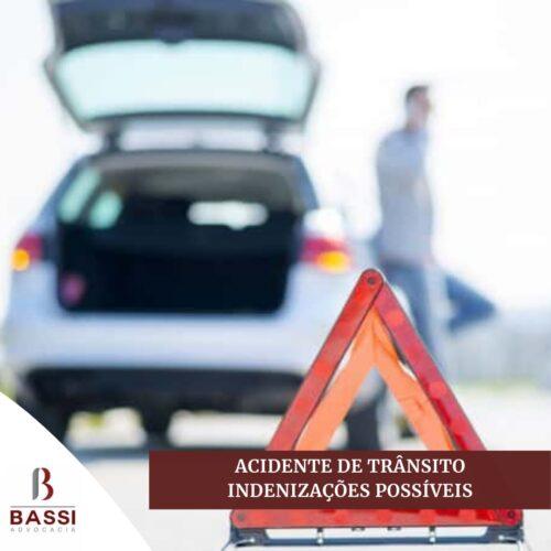 Read more about the article Acidente de trânsito – Indenizações possíveis.