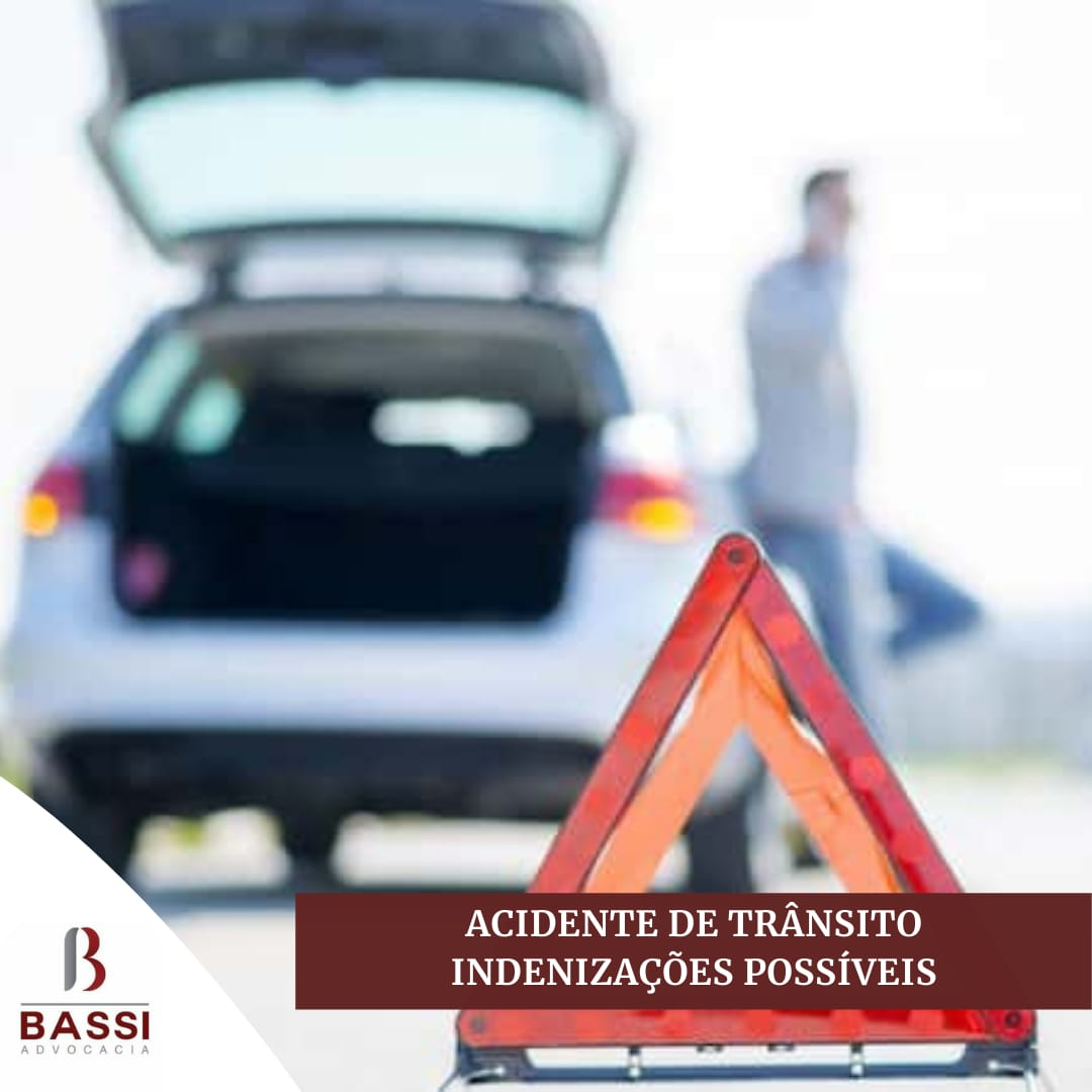 You are currently viewing Acidente de trânsito – Indenizações possíveis.